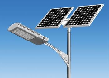 Stalpi iluminat exterior solar